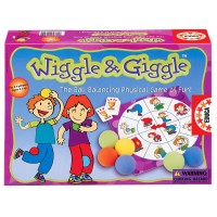 Wiggle & Giggle Balancing Fun Action Game