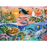 Beautiful Ocean 100 pc Kids Puzzle