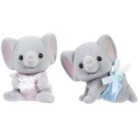 Ellwoods Elephant Twins - Calico Critters