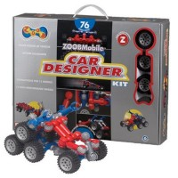 Zoob Mobile Car Designer 76 pc Building Set