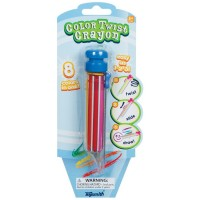 8 in 1 Color Twist Crayon