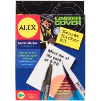Secret Marker Kit Spy Toy