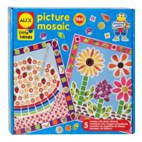 Picture Mosaic Kids Craft