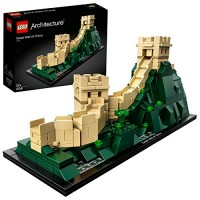 Great Wall of China Lego Architechture Building Set - 551 Pieces