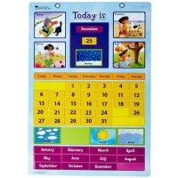 Magnetic Learning Calendar