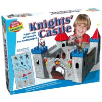Giant Knights' Castle Cardboard Playset