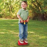 Kidoozie Hop & Squeak Pogo Jumper - Preschool Pogo Toy