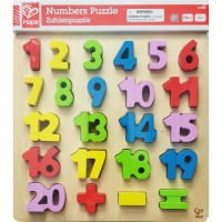 Numbers 1-20 Early Math Puzzle