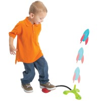 Rocket Zoomer Foam Rocket Launcher Toy