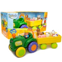 Funtime Tractor Farm Playset