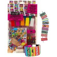 Tapeffiti Tile Watch Decorative Craft Kit for Girls