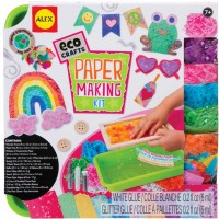 Paper Making Kit Kids Eco Craft