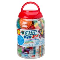 Giant Art Jar Craft Kit