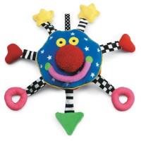 Baby Whoozit 6-inch Travel Sensory Toy