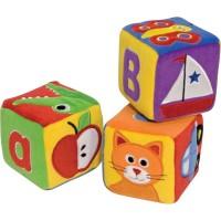ABC Soft Baby Blocks Set
