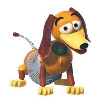 Disney Toy Story Slinky Dog Toy