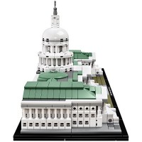 United States Capitol Educational LEGO Architechture Building Kit