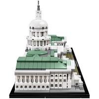United States Capitol Educational LEGO Architechture Building Kit