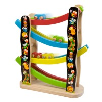 Kids Wooden Ramp Racer - Buggy