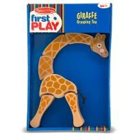 Giraffe Baby Grasping Toy