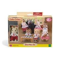 Calico Critters School Music Set