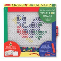 Magnetic Picture Maker Mosaic Set