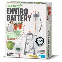 Enviro Battery Green Energy Science Kit