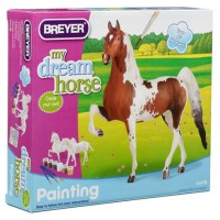 Breyer Create & Paint Your Dream Horse 2 Models Kit