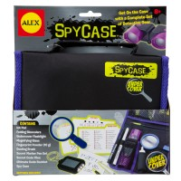 Spy Case - Kids Cool Spy Gear