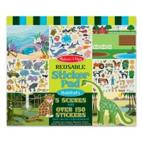 Habitats Reusable Sticker Activity Pad