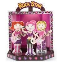 Sticky Mosaics Rock Star