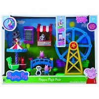 Funfair Toy Amusement Park Playset