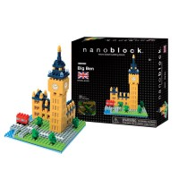 Nanoblock Building Set - Big Ben