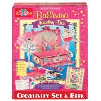 Ballet Jewelry Box Girls Craft Kit