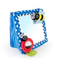 Cuddly Kid Mirror Baby Toy