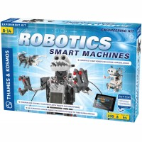 Robotics Smart Machines Engineering Science Kit