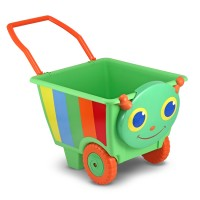 Happy Giddy Kids Play Cart