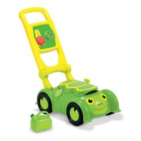 Tootle Turtle Toy Lawn Mower