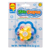 Alex Toys Rub a Dub Star Crayon Bathtub Toy