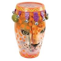 Jungle Jam African Animals 9 pc Musical Instruments Set