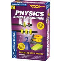 Simple Machines Physics Science Kit
