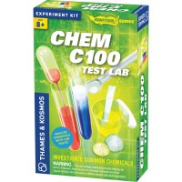 Chem C100 Test Lab Chemistry Science Kit