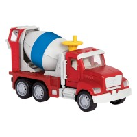 Driven Cement Mixer Micro Series Lights & Sounds Vehicle