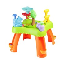 Animal Ball Chase Toddler Activity Table