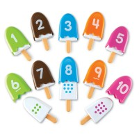 Smart Snacks Number Pops Counting Toy