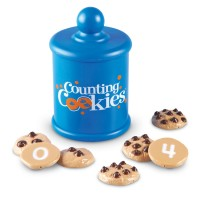 Smart Snacks Counting Cookies Numbers Learning Toy