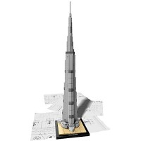LEGO Burj Khalifa Architecturural Building Set