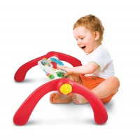 Musical Activity Baby Gym - Help Me Grow - Small World Toys