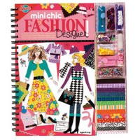 Fashion Designer Book - Design Craft & Book Kit