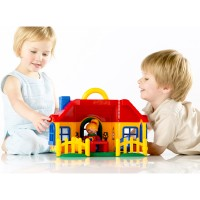 Toddler First Play House Set